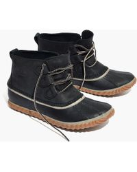 Madewell - Sorel® Out And About Boots - Lyst