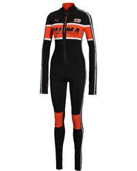 PUMA - Puma Black Racing Suit - Lyst