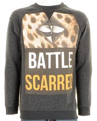 Blood Brother | Battle Scarred Sweatshirt | Lyst