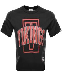 BBCICECREAM - Billionaire Boys Club Vikings T Shirt Black - Lyst 5f88a80f1