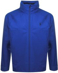 Ralph Lauren - Repel Jacket Blue - Lyst