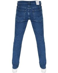 Levi's - Line 8 Slim Tapered 512 Jeans Blue - Lyst