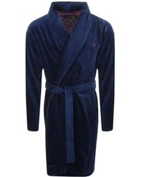 Ted Baker Men s Dawlish Dressing Gown in Purple for Men - Lyst daaf7ed79