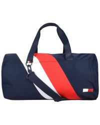 Tommy Hilfiger - Framed Duffle Bag Navy - Lyst