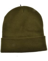 Penfield - Quincy Beanie Hat Green - Lyst