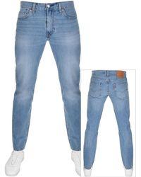 Levi's - 511 Slim Fit Jeans Blue - Lyst
