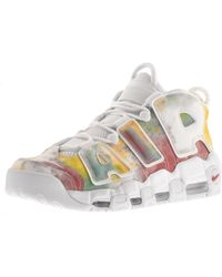 627800a832 Nike - Air More Uptempo 96 Uk Trainers White - Lyst