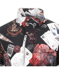 Ralph Lauren - Ski Diary Down Jacket Black - Lyst