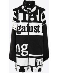 Maison Margiela - Vitamin Print Sports Jacket - Lyst