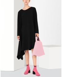 MM6 by Maison Martin Margiela - Flat Square Casual Dress - Lyst