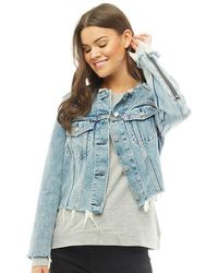 Levi's - Altered Zip Trucker Jacket Lucky Guess - Lyst