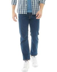 Levi's - 504 Regular Straight Fit Jeans Bane - Lyst
