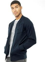Levi's - Original Series Zip Bomber Jacket Dress Blues - Lyst
