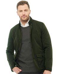 Ted Baker - Bronski Nylon Layering Jacket Olive - Lyst