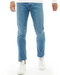 Levi's - Line 8 Slim Taper Fit Jeans Ot Blue Scrape - Lyst