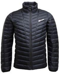 Berghaus - Hudswell Hydrodown Insulated Jacket Black - Lyst