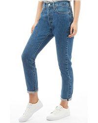 Levi's - 501 Skinny Jeans Pop Rock - Lyst