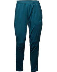9cb03441bd6e adidas Originals 3 Stripe Sweat Pants Green Night in Green for Men ...