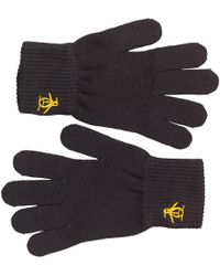 Original Penguin - Gloves Black/gold - Lyst