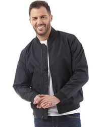 Levi's - Thermore Bomber Jacket Caviar - Lyst