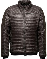 on sale cea66 01a86 adidas - Terrex Climaheat Puffer Jacket Grey Five - Lyst