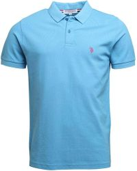 U.S. POLO ASSN. - King Polo Ethereal Blue - Lyst