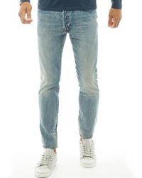 8ac5b964 Levi's - 501 Skinny Fit Jeans Treasury Men - Lyst