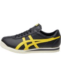 Onitsuka Tiger - Tiger Corsair Trainers Black/tai Chi Yellow - Lyst
