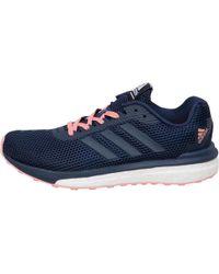 adidas - Vengeful Boost Stability Running Shoes Collegiate Navy/collegiate Navy/still Breeze - Lyst