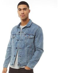 Levi's - The Trucker Jacket Icy - Lyst