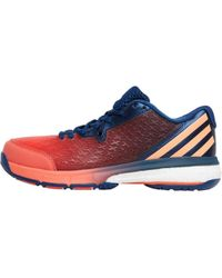 finest selection 0f14f 980e1 adidas - Energy Volley Boost 2.0 Volleyball Shoes Mystery Blueglow  Orangeeasy Coral