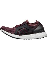 392461a0c54d adidas - Ultraboost X Neutral Running Shoes Core Black core Black mystery  Ruby -