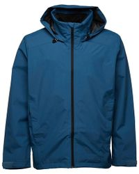e07436640bfc3 adidas - Wandertag Gore-tex Winter Jacket Core Blue - Lyst