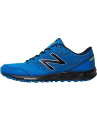 New Balance - Mt590 V2 Trail Running Shoes Blue - Lyst