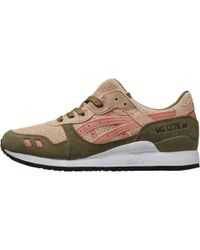 Asics - Gel Lyte Iii Trainers Amberlight/rose Dawn - Lyst