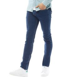 Levi's - 511 Slim Fit Jeans Pumice Stone Washed - Lyst