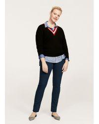 Violeta by Mango | Slim-fit Julie Jeans | Lyst