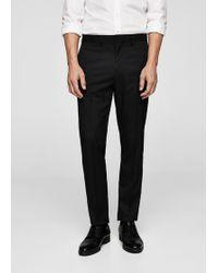Mango - Super-slim Suit Pants - Lyst