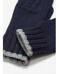 Mango - Gloves - Lyst