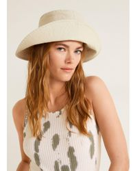 Mango - Bucket Hat - Lyst