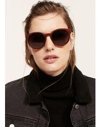 Violeta by Mango - Frame Sunglasses - Lyst