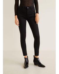 Mango - Skinny Elektra Jeans - Lyst