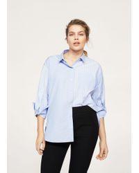 Violeta by Mango | Slim-fit Stretch Trousers | Lyst