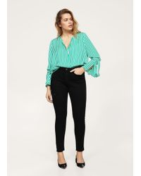 Violeta by Mango - Super Slim-fit Andrea Jeans - Lyst