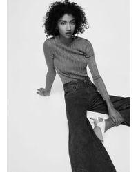 Mango | Jeans Flare Wideleg | Lyst
