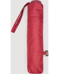 Mango - Plain Folding Umbrella - Lyst