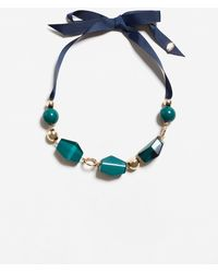 Mango - Mixed Piece Necklace - Lyst