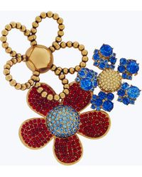 Marc Jacobs - Daisy Brooch Set Of 3 - Lyst