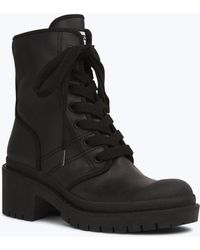 Marc Jacobs - Bristol Canvas Lace Up Boot - Lyst