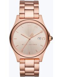 Marc Jacobs - The Henry Watch 36mm - Lyst